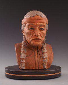 Joren Traveller - Sculpture