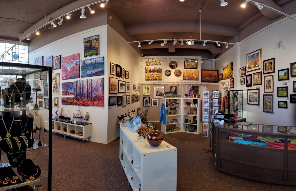 Small Business Saturday - Red Chair Gallery
