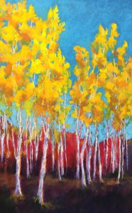 Sue Lyon-Manley - Pastel