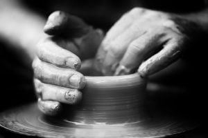 Michael & Michele Gwinup (Blue Spruce Pottery) 1