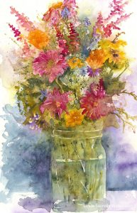 Linda Swindle - Watercolor