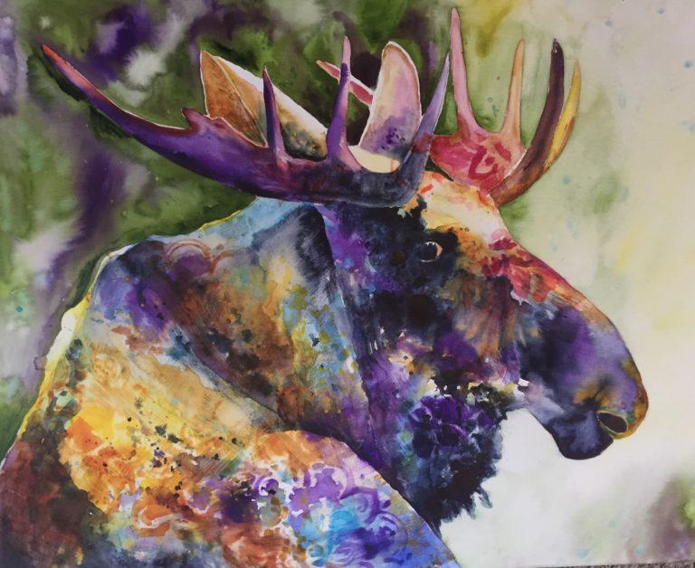 Linda Swindle – Watercolor